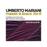 Umberto Mariani. Frammenti da Bisanzio. Atto terzo