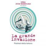 """Torna il Festival della Lettura di Ivrea: """"La Grande Invasione"""""""